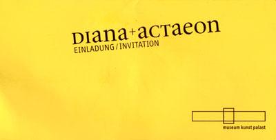 Diana und Acteon - Ausstellung