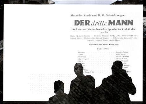 Der dritte Mann II