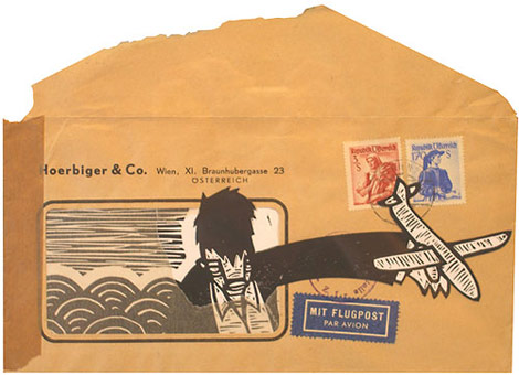 John Fellows Mail Art