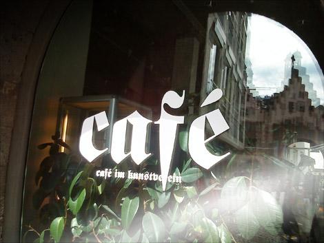 Café im Kunstverein