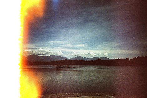 Sky or Lake