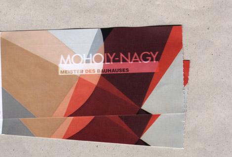 Moholy-Nagy SCHIRN FRANKFURT